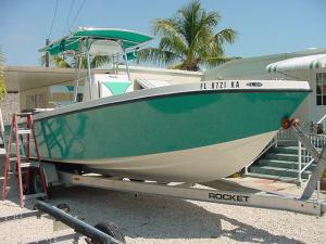 Marine Surveys by Acker Marine Survey Co., Dewey Acker SAMS® AMS®, Marathon, Florida, USA